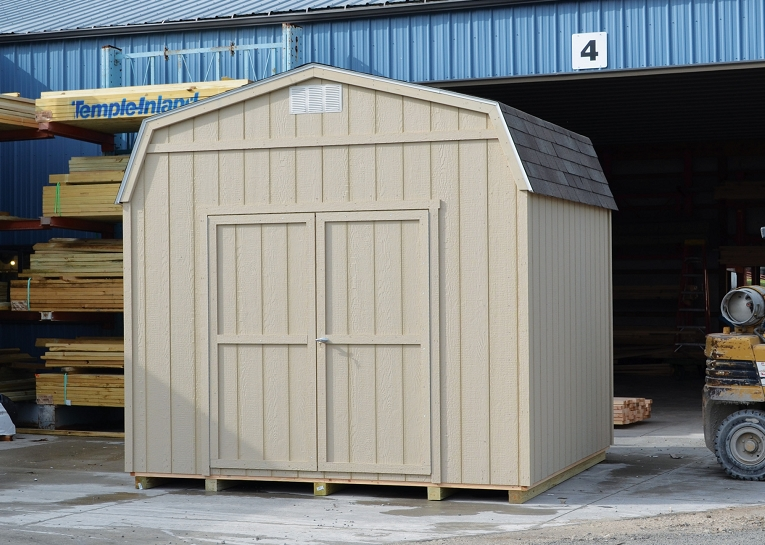 Catskill Storage Buildings from JDM Structures | Storage Sheds